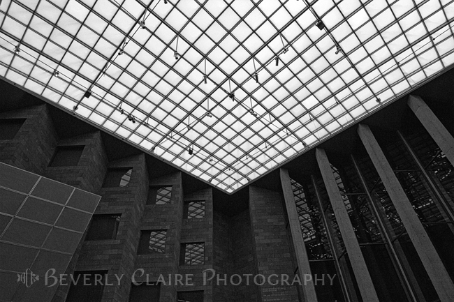Skylight Ceiling at the National Gallery of Victoria