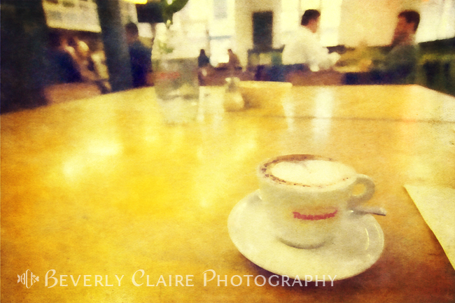 Cup of Cappuccino at Journal Canteen on Flinders Lane in Melbourne